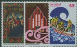 NZ SG1274-6 Christmas 1982 set of 3